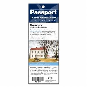 Monocacy Passport Sticker