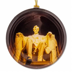 Lincoln Memorial Sun Catcher