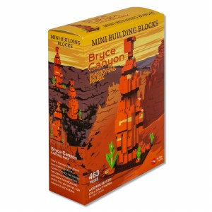 Bryce Canyon Mini Blocks