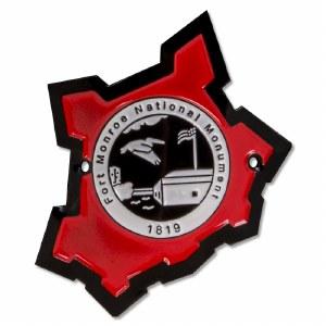 Fort Monroe National Monument Hiking Medallion