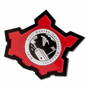 Fort Monroe National Monument Magnet