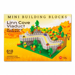 Linn Cove Viaduct Mini Blocks