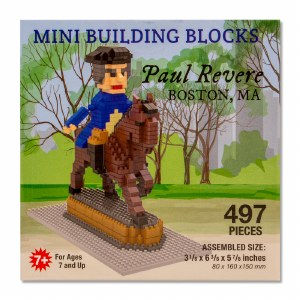 Paul Revere Mini Blocks