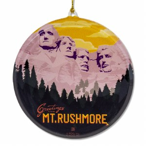Mt. Rushmore Sun Catcher