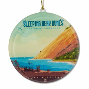 Sleeping Bear Dunes Sun Catcher