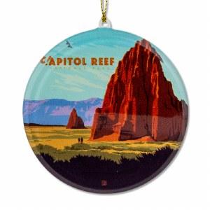 Capitol Reef Sun Catcher