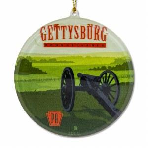Gettysburg National Military Park Sun Catcher