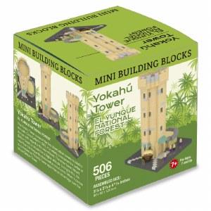Yokahú Tower Mini Blocks
