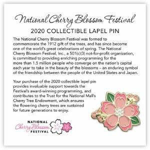 2020 NCBF Pin