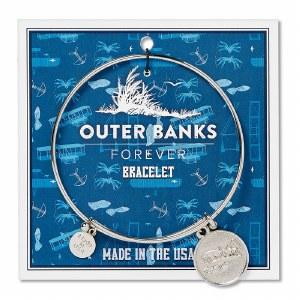 Outer Banks Forever Flyer Charm Bracelet