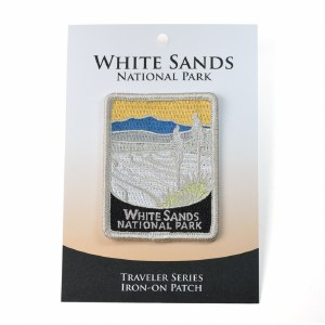 White Sands NP Traveler Patch