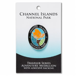 Channel Islands Travelers Hiking Medallion