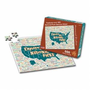 Explore Our National Parks Puzzle