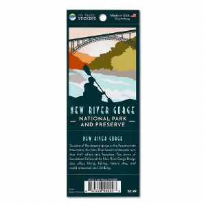 New River Gorge Trailblazer Sticker