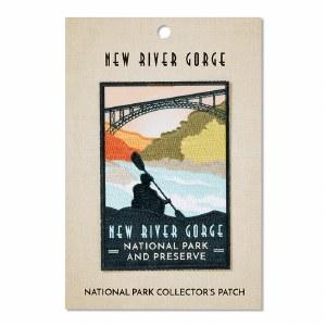 New River Gorge Trailblazer Patch