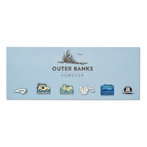 Outer Banks Forever Pin Set