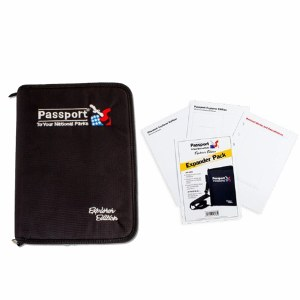 Passport To Your National Parks® Explorer Edition And Expander Combo