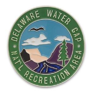 Delaware Water Gap National Recreation Area Hiking Medallion