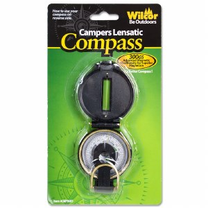Campers Lensatic Compass