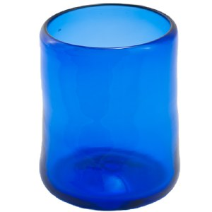 Cobalt Juice Glass
