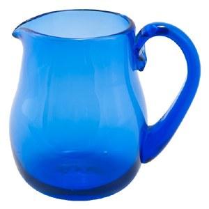 Cobalt Glass Creamer