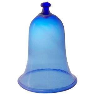 Cobalt Garden Bell Jar