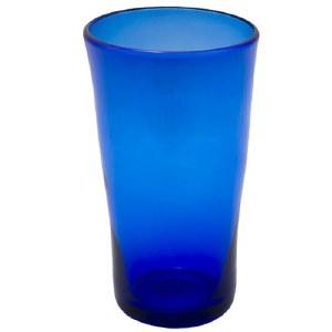 Cobalt Glass Pint Tumbler