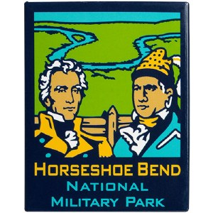 Horseshoe Bend National Military Park Patch