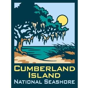 ANP Cumberland Island Hiking Stick Medallion
