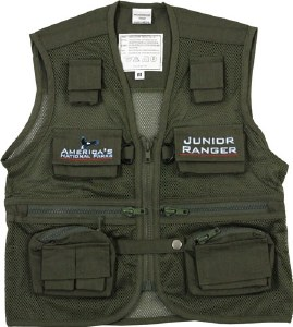 ANP Junior Ranger Vest
