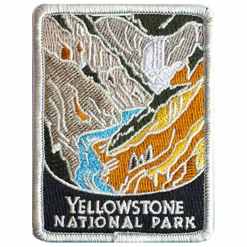 hat patch yellowstone