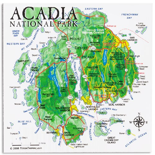 Acadia National Park Map Magnet on city of rocks national reserve map, congaree national park, little bighorn battlefield national monument map, death valley national park, yosemite national park, cadillac mountain, redwood national park map, shenandoah national park, zion national park, lake clark national park and preserve map, american national parks map, sequoia national park map, great smoky mountains national park, sequoia national park, grand teton national park lodging map, great smoky mountains map, waterton lakes national park canada map, bar harbor, national parks usa map, black canyon of the gunnison national park, cadillac mountain map, badlands national park, grand teton national park on map, denali national park and preserve map, hawaii volcanoes national park map, bryce canyon national park, joshua tree national park on map, mount desert island, olympic national park, carlsbad caverns national park, cuyahoga valley national park, arches national park, grand teton national park, banff national park area map, tierra del fuego national park map, amistad national recreation area map, crater lake national park, glacier national park, bryce canyon national park on map, acadia hiking trails map,