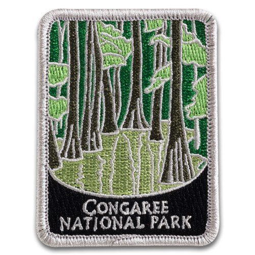 Congaree  Park Patch