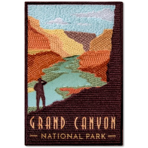Badlands + Death Valley Acadia National Park Patch Lot of 15 Grand Canyon
