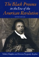 Black Presence in the American Revolution
