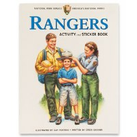 Rangers Activity and Sticker Book