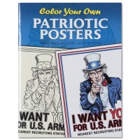 Patriotic Posters Coloring Book