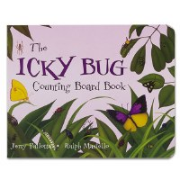 The Icky Bug Counting Board Book