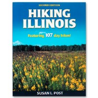 Hiking Illinois Second Edition