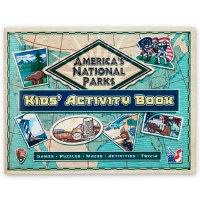 America's National Parks Kids' Activity Book