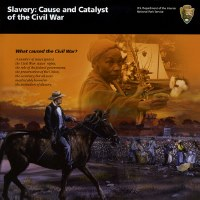 Slavery: Cause and Catalyst of the Civil War