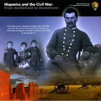 Hispanics and the Civil War: From Battlefield to Homefront