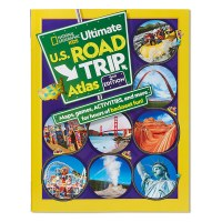 Ultimate U.S Road Trip Atlas