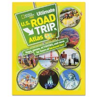 Ultimate U.S Road Trip Atlas