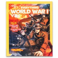 National Geographic Kids - Everything World War 1