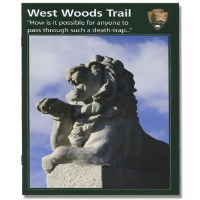 West Woods Trail Guide -  Antietam National Battlefield