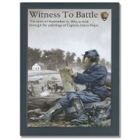 Witness to Battle: The Story of September 17, 1862, As Told Through the Paintings of Captain James Hope