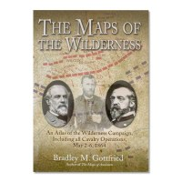 Maps of Wilderness Campaign Book