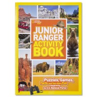 National Geographic Junior Ranger Activity Book