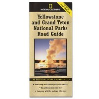 Yellowstone and Grand Teton National Parks Road Guide